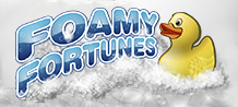 In Foamy Fortunes, pop the bath bubbles and find prizes inside each, but watch out for the rubber ducks! Match 3 prizes to win, but find 3 ducks and the game ends. Have some foamy fun and pop your way to a fortune in this crazy game. <br/>