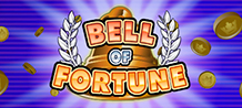 <div>The friendly sound of the bell is a sign of good fortune in this classic slot of 3 reels and progressive jackpot. <br/>