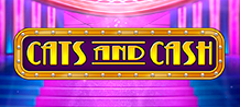 <div>Cats and Cash is a video slot based on TV games of the past. With feline theme, bright and glamorous, this machine is a fun game. Enter a world of good taste, luxurious, talented and above all ... with many cash! <br/>