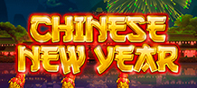 Chinese New Year is a 3D Slot booming with fun! Watch as bonus rounds are launched on to your screen and prizes explode in front of you like a shower of fireworks. So sit back and enjoy one of the most striking slots you've ever seen! Get ready for an explosion of bonus features that are sure to bring luck and fortune.