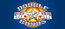 <div>Double Bonus Multi-Hand is a dynamic video poker game without jokers. <br/>