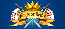 <div>Kings or Better starts like most video poker machines. At the beginning of the game, you can choose the denomination of the coins you would like to play with, as well as the amount of coins you want to play for (up to five are possible). <br/>