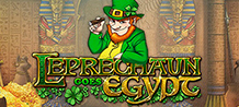 <div>Seek the treasures of Ancient Egypt with a cheeky leprechaun who spreads Irish cheer and lucky shamrocks in this anachronically awesome slot! <br/>