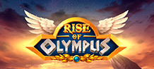 <div>Unleash the power of the gods in the newest casino, Rise of Olympus! Join the powerful Greek gods in search of riches and prosperity in this new 5x5 game. <br/>