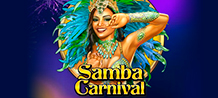 <div>Get ready to feel the rhythm of Rio at Samba Carnival, where you can enjoy a colorful parade of artists and fantastic prizes in up to 15 lines. <br/>