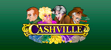Play with the rich and famous at Cashville. Innovative bonus games, big win action and plenty of fun on new video slot.