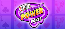 Deuces and Joker Power Poker has all good things of traditional poker with a plus of four hands at the same time, for more entertainment. Don´t miss it this week at Playbonds!