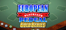 This Gold version of European Blackjack offers superior graphics, sounds & animations, along with a superb selection of features including ʺAuto-Rebetʺ & ʺQuick Dealʺ. This Blackjack game follows the standard European Blackjack rules, but employs only 2 standard decks.