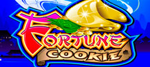 Discover your fortune on this 3 reeled Video Slot inspirited on the Asian treats. Match the Fortune Cookies in order to get a cash splash! <br/>