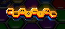 Colored hexagons make this casino game catchy to the eye with matching and cascading, hexagonal pieces falling into place into a honeycomb grid. Hexaline is sure to put a hex on you. Not a curse but a magic spell that will awake your senses without jinxing your luck....