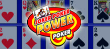 If you already are a fan of Joker Poker, imagine playing it with four hands, with four times more excitement and four times more chances of winning? Come and try it!