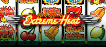 Retro Reels – Extreme Heat Video Slot, the third game in the Retro Reels series with the amazing Respin feature which allows you to spin individual reels of your choice. Respin to win!