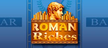 Roman Riches manages to capture everything that makes classic slots just so entertaining while adding a great and lucrative twist through the use of the Statue of the Emperor to unlock some truly breath-taking wins on the reels. Try now this amazing slot machine!