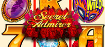 Romance is the theme for this video slot that will make you fall in love! Secret Admirer boasts many new and unique features that will provide plenty of romance and stomach butterflies to the players!