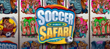 Kick of the forthcoming football tournament with this Soccer themed Video Slot and an energetic team of Safari animals. Soccer Safari - hear the crowds Roar!