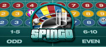 You love roulette, but aren´t you tired of the same boring layouts? If this is your case, we bet you will love Spingo! Give it a try!