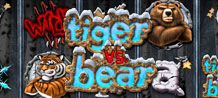 Deep in the heart of the Siberian forest, who is stronger, Tiger or Bear? Either way, you win lots of cold cash.