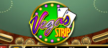 Las Vegas is a step away from you on Vegas Strip Blackjack!