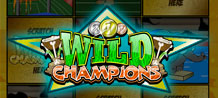In the wilds, which animal is the champion? Come and find it out on Wild Champions scratch card game!