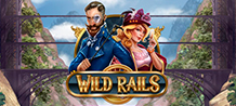 Do not miss this incredible slot, with a different design and a soundtrack that will put you right into this story of such particular trains. Have fun with Wild Rails and get up to 10 free spins, plus the chance to win a prize of up to 900 times the value of your bet!